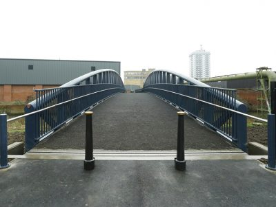 Charter Street Footbridge