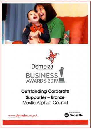 Demelza Business Awards 2019