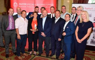 Mastic Asphalt Council Awards