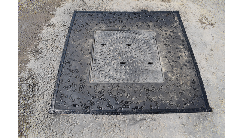 Highways applications using mastic asphalt