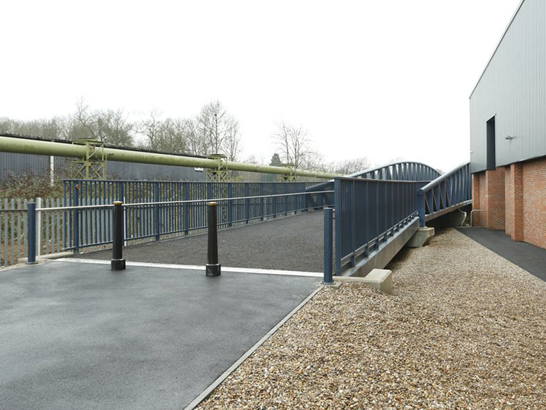 Charter Street Footbridge BriggsAmasco