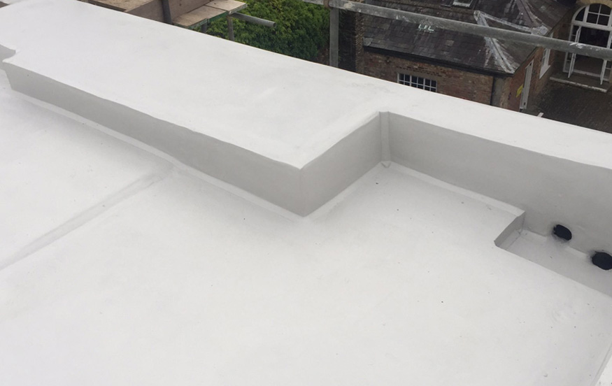 Flame Free Roofing Solutions With Mastic Asphalt Mastic