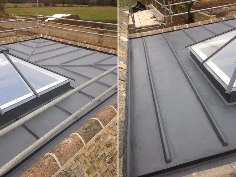 Oxford Asphalt private residence project