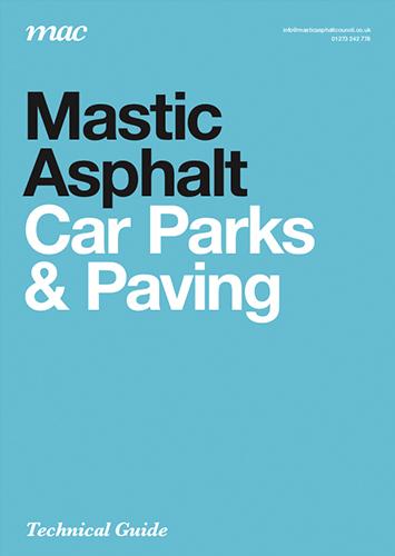 Mastic asphalt paving technical guide