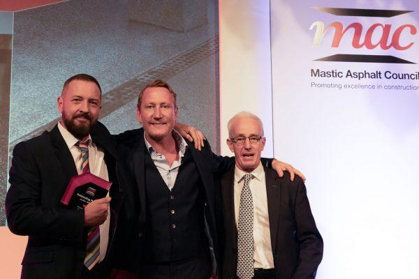 MAC Award Winners - Bell Asphalt