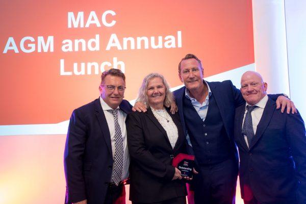 MAC Award Winners - W J Horrod